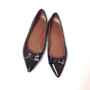Cole Haan Signature Women Flats Shoes Pointed 7.5B